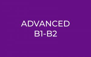 Advanced B1-B2