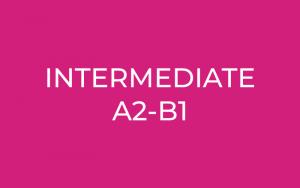 Intermediate A2-B1